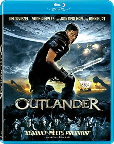 Outlander [Blu-ray] DVD