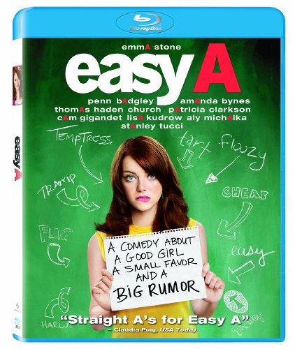 Easy A [Blu-ray] DVD