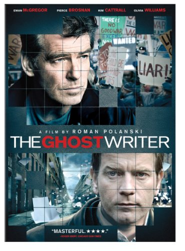 The Ghost Writer DVD