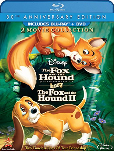 Get The Fox And The Hound On Blu-Ray