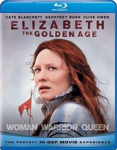 Elizabeth: The Golden Age [Blu-ray] DVD