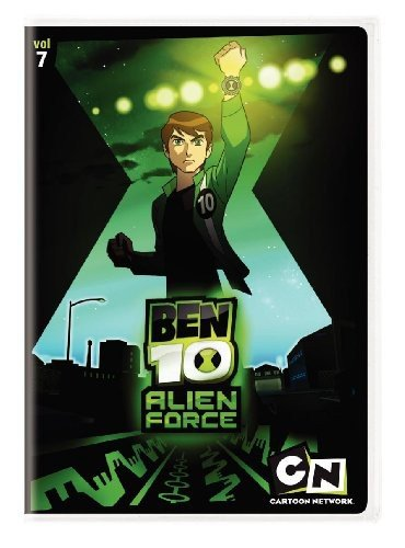 Ben 10: Alien Force, Vol. 7 DVD