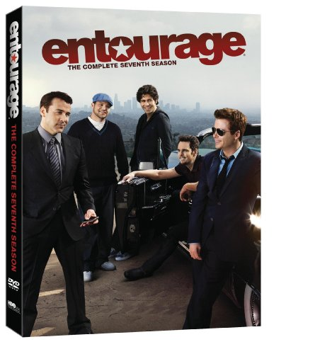 Entourage: The Complete Seventh Season DVD