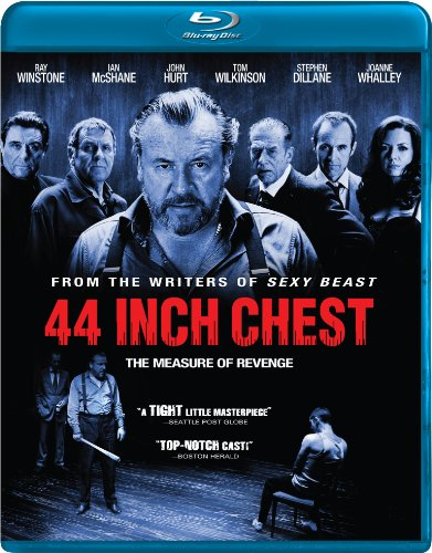 44 Inch Chest [Blu-ray] DVD