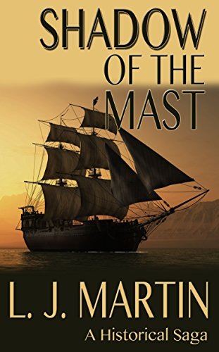 Book Cover - Shadow of the Mast
