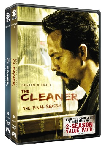 The Cleaner: The Complete Series DVD