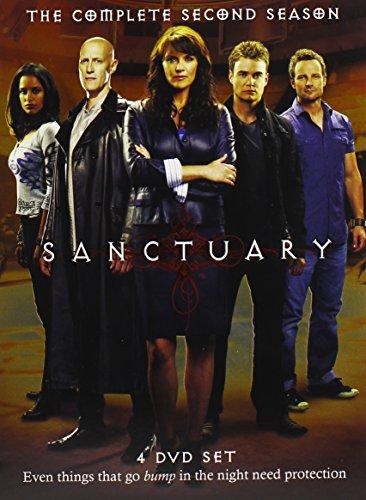 Sanctuary: The Complete Second Season DVD