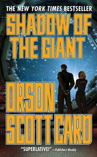 Shadow of the Giant (Shadow, #4) by Orson Scott Card