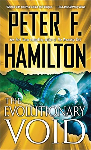 The Evolutionary Void (Void, #3) by Peter F. Hamilton