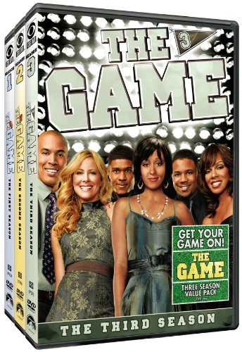 The Game: Seasons 1-3 DVD