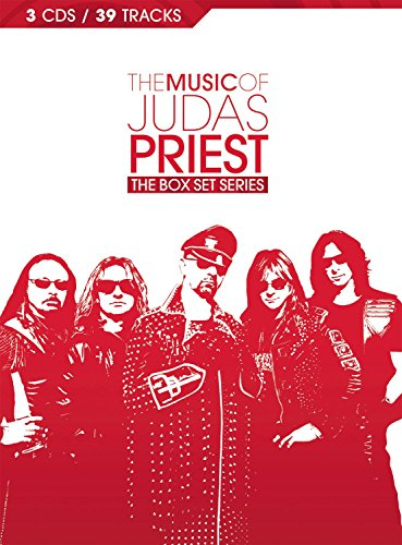 The Music of Judas Priest [Box set]