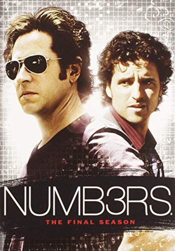 Numb3rs: The Sixth Season DVD