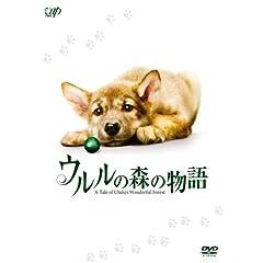 ウルルの森の物語 豪華版 (初回限定生産) [DVD]