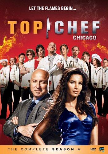 Top Chef: Chicago Season 4 DVD