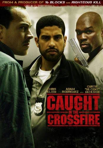 Caught in the Crossfire DVD