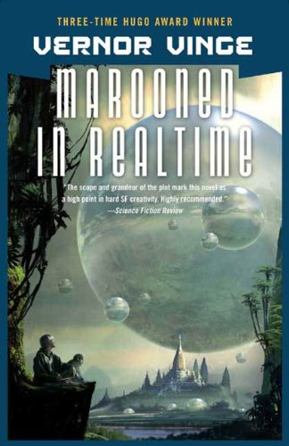 Marooned in Realtime (Across Realtime, #2) by Vernor Vinge