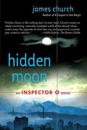 Hidden Moon (Inspector O, #2) by James  Church