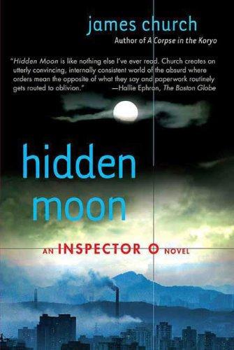 Hidden Moon (Inspector O, #2) by James  Church