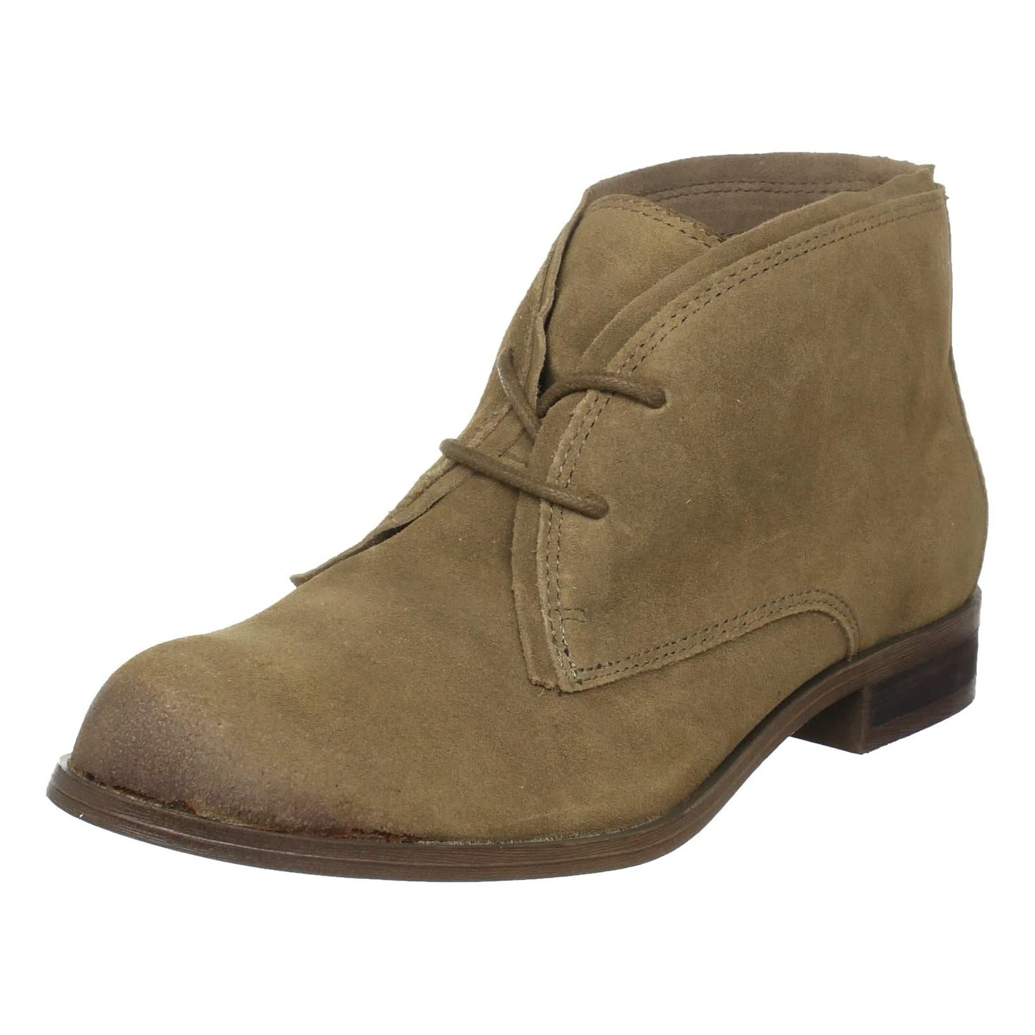 Rebecca Likes Online Shopping: Suede desert boots