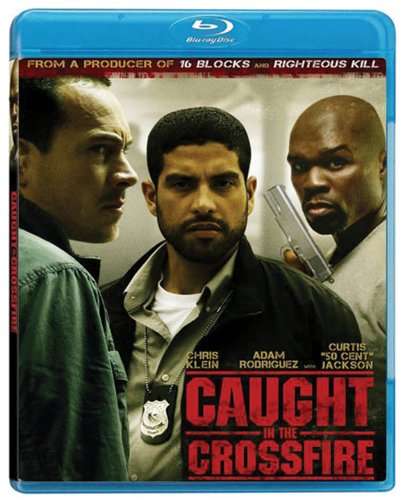 Caught In The Crossfire [Blu-ray] DVD