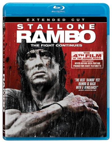 Rambo  DVD