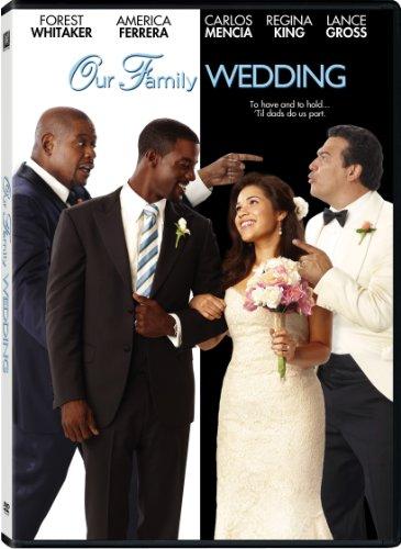Our Family Wedding DVD