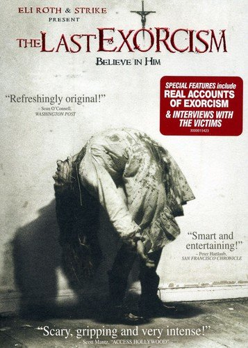 The Last Exorcism DVD