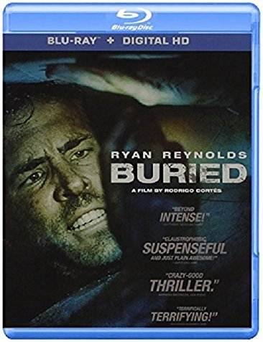 Buried [Blu-ray] DVD