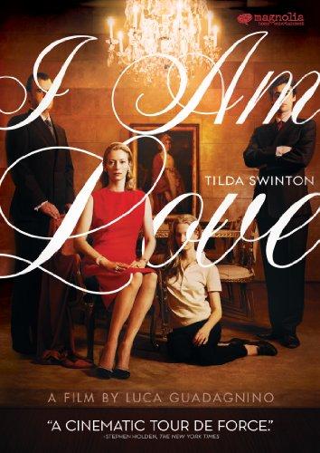 I Am Love DVD