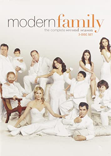 Modern Family: The Complete Second Season DVD