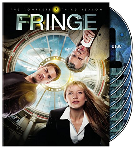 Fringe: The Complete Third Season DVD