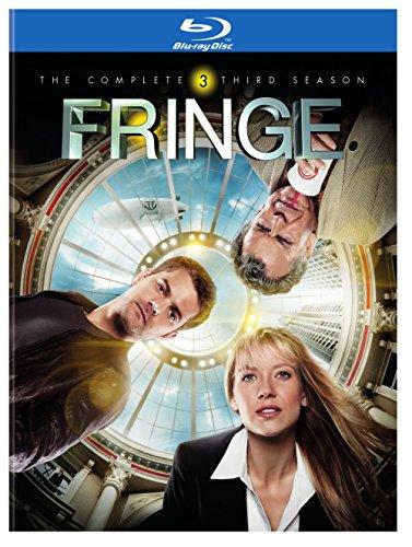 Fringe: The Complete Third Season [Blu-ray] DVD