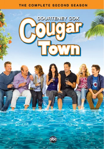 Cougar Town: The Complete Second Season DVD