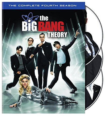 The Big Bang Theory: The Complete Fourth Season DVD