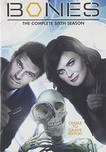 Bones: The Complete Sixth Season DVD