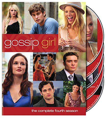 Gossip Girl: The Complete Fourth Season DVD