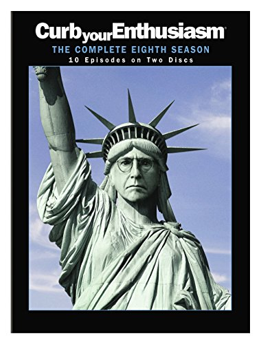 Curb Your Enthusiasm: The Complete Eighth Season DVD