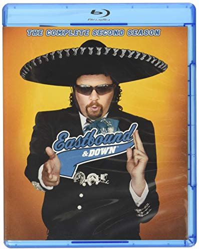 Eastbound & Down: The Complete Second Season [Blu-ray] DVD