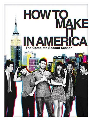 How to Make It in America: The Complete Second Season DVD