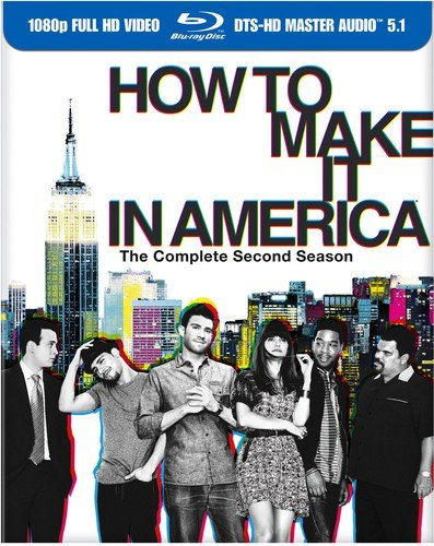How to Make It in America: The Complete Second Season [Blu-ray] DVD