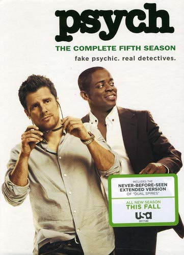 There's Something About Mira part of Psych Season 2