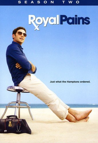 Listen to the Music part of Royal Pains Season 2