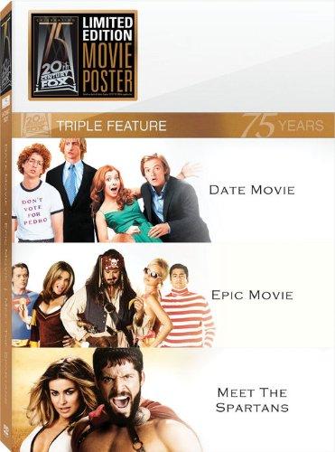 Date Movie & Epic Movie & Meet the Spartans