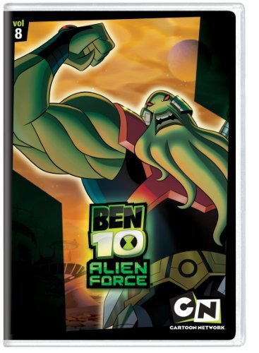 Ben 10: Alien Force, Vol. 8 DVD