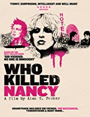 Who Killed Nancy – tekijä: Alan Jones