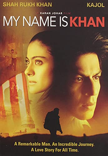 My Name Is Khan DVD