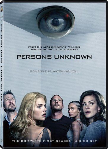 Persons Unknown: Season 1 DVD