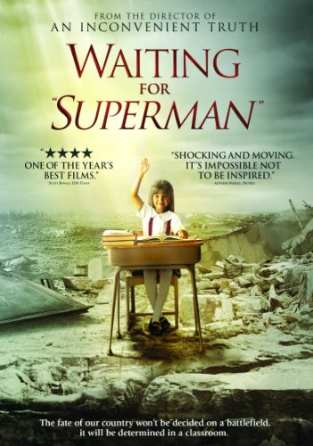 "Waiting for ""Superman"" DVD"