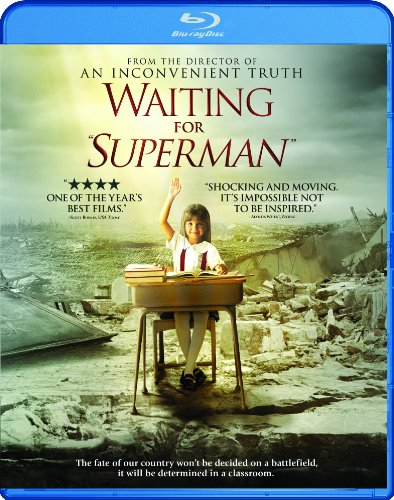 "Waiting for ""Superman"" [Blu-ray] DVD"