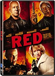 Red (Special Edition) por Robert Schwentke